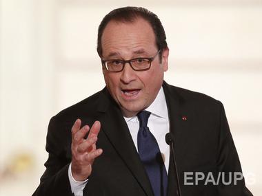 Олланд не видит украину в нато и не