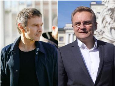 Вакарчук пока не заявлял об участии в президентских выборах, Садовый зарегистрирован как кандидат