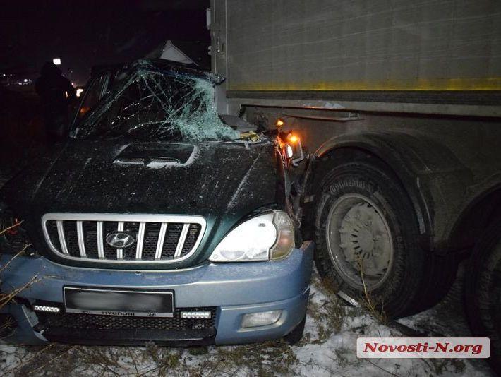 В Николаевской области в ДТП пострадало двое военных. СМИ сообщают, чт