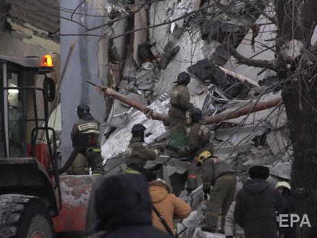 Унаслідок обвалення будинку загинуло 39 осіб