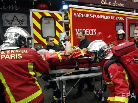 10 пострадавших в результате взрыва находятся в критическом состоянии