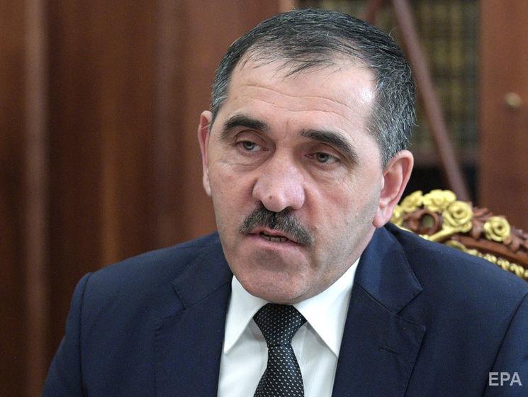 Глава Ингушетии заявил, что из республики отправили в Сирию батальон в