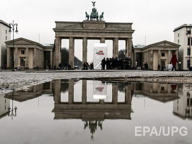 СМИ: В Берлине началась встреча представителей МИД Германии, Франции, России и Украины