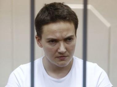 Главы МИД ЕС провели акцию в защиту Савченко