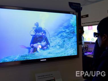 """В Samsung предупредили, что """"умные"""" телевизоры """"подслушивают"""" разговоры"""