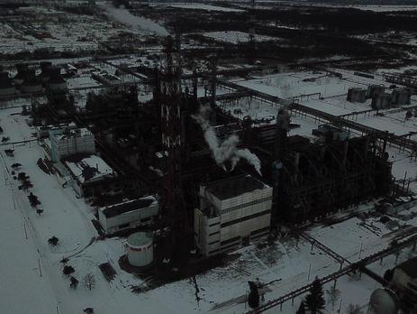 Пожар начался 12 января