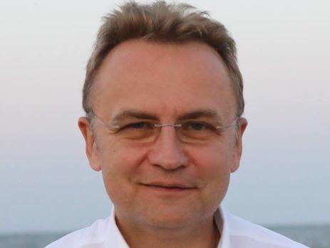 Андрей Садовый 8 января зарегистрирован кандидатом в президенты Украины