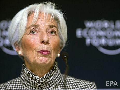 Руководитель МВФ торопит Порошенко среформами и ожидает перехода к быстрого росту