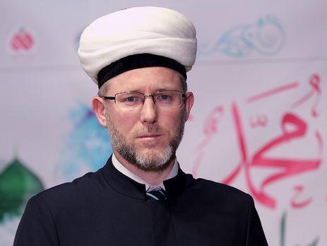 a6a5bd1fc73 Шейх Саид Исмагилов  В Украине мусульмане – полноценные граждане