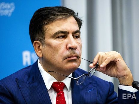 Саакашвили: безвизовый режим сЕС угрожает Украине уничтожением