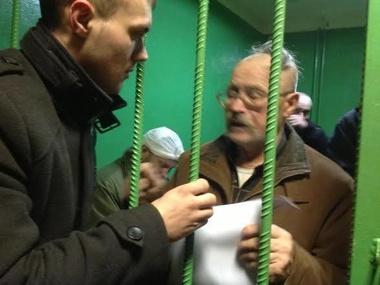 Николай Пасечник в Оболонском суде