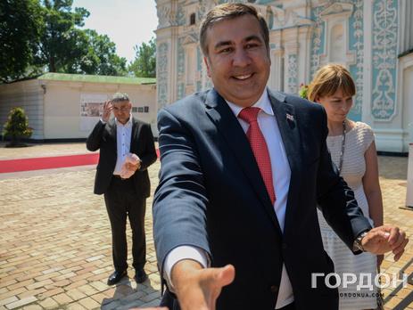 Саакашвили знает как получить оружие