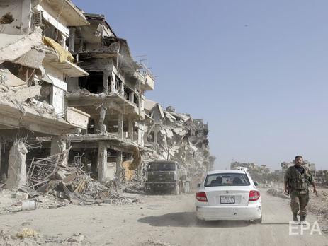 ДАИШ может отвоевать территории вСирии загод, считают вПентагоне