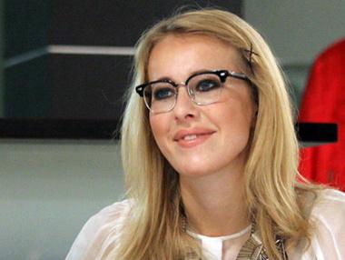 Собчак опровергла информацию о том, что она покидает Россию