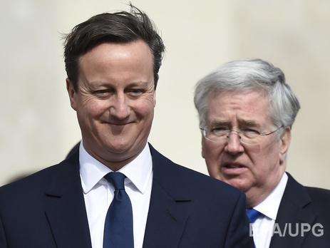 Кэмерон:Нет никакого противоречия между тем, чтобы поддерживать отношения с Путиным и, вместе с тем, иметь жесткую позицию