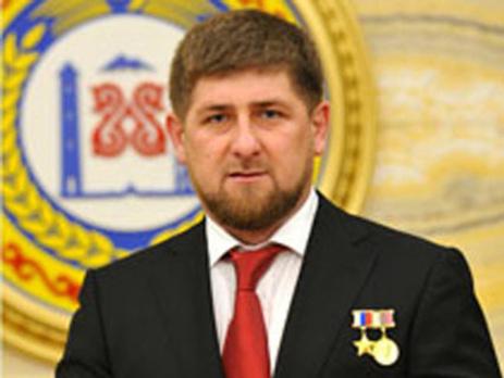 """В июне 2014 года Кадыров был награжден медалью """"За освобождение Крыма"""""""
