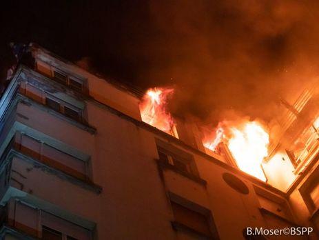 У ніч на 5 лютого в Парижі сталася найсмертоносніша з 2005 року пожежа