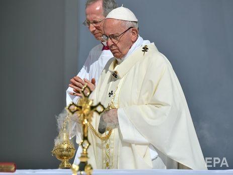 Папа Римский признал факт сексуального насилия над монахинями вцеркви