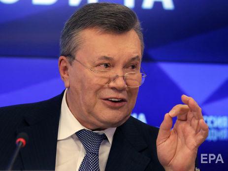 Янукович: Я свободно передвигаюсь по территории России