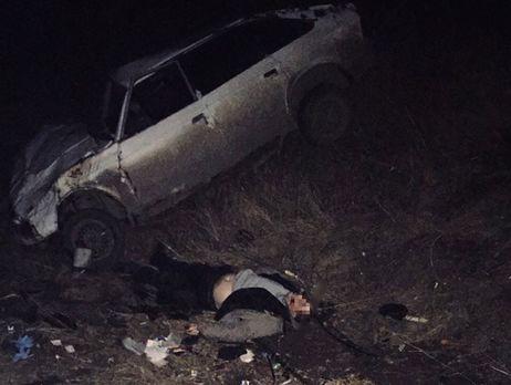 Один грабіжник загинув на місці, двоє дістали тілесні ушкодження
