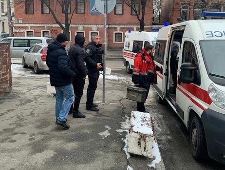 Держбюро розслідувань дасть оцінку діям поліції біля будівлі Подільського управління в Києві