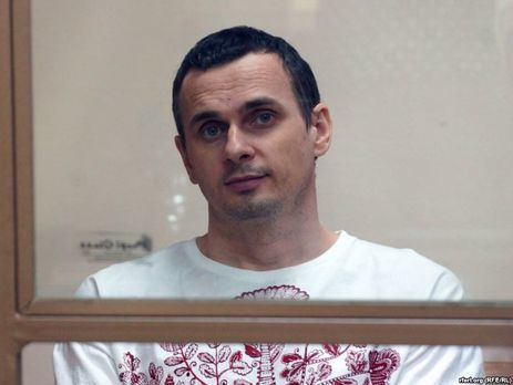 Сенцова 25 серпня 2015 року засудили у РФ до 20 років позбавлення волі