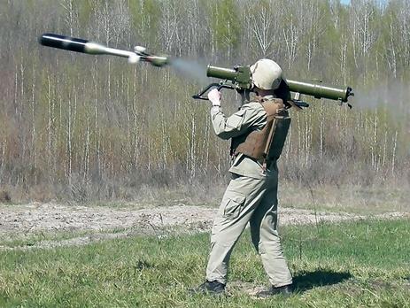 """Украинский противотанковый комплекс """"Корсар"""" отличается от американского аналога Javelin только системой наведения"""