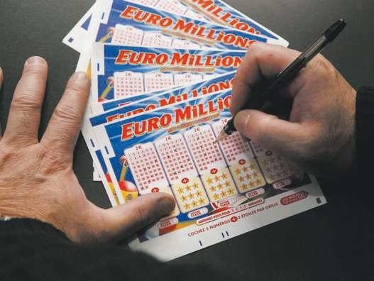 Европейская Euromillions Лотерея был, видимо, единственный