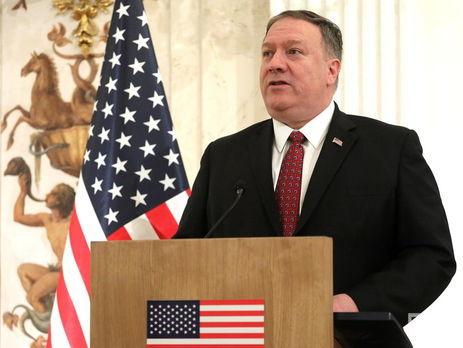 e3f8da849a3e0 Помпео: Америка будет делать все возможное, чтобы удостовериться в интересах  европейской безопасности в энергетической