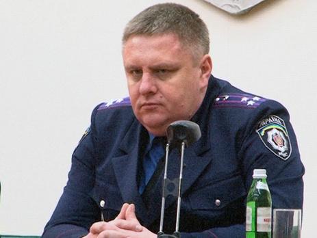 Харьковское горуправление милиции возглавил экс-глава донецкого УБОП