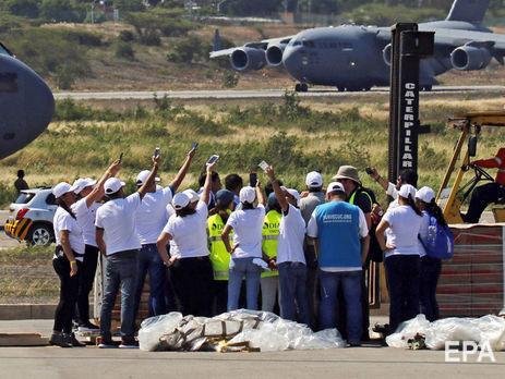Картинки по запросу Венесуэлы Николас Мадуро анонсировал получение 300 тонн гуманитарной помощи из России
