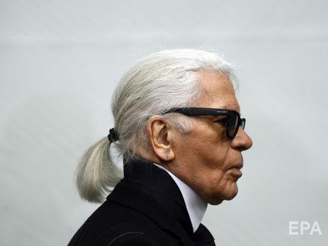 Лагерфельд создатель бренда Chanel
