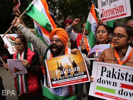 Отношения между Индией и Пакистаном обострились