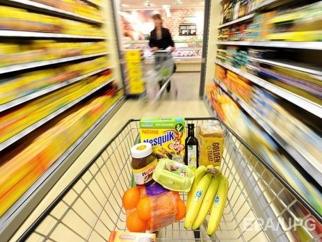 Госстат Инфляция в Украине ускорилась