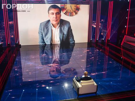 Саакашвили анонсировал возвращение в государство Украину