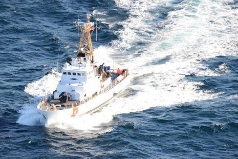 Попередні два патрульні катери типу Island Україна має остаточно отримати влітку 2019 року