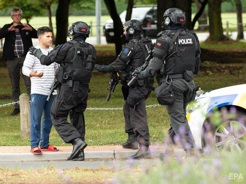 Брентон Таррант Image: Один из нападавших на мечети в Новой Зеландии