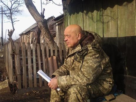 Москаль: Если в Киеве не поддерживают центральную власть, то что --- Киев отделить от Украины?