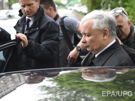 Ярослав Качиньский может стать премьер-министром Польши