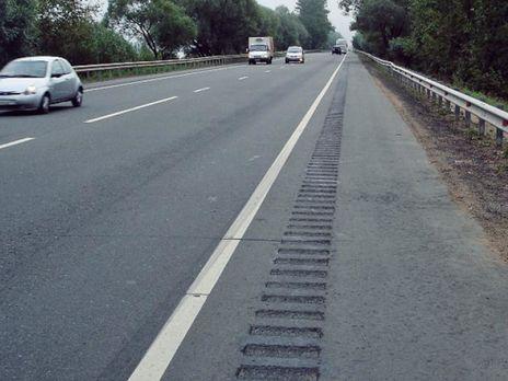 Парцхаладзе поведал, как шумовые полосы уменьшат количество ДТП на трассах