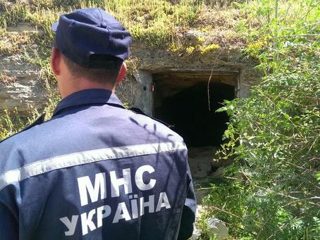 ВОдесской области нашли подростков, которые заблудились вкатакомбах