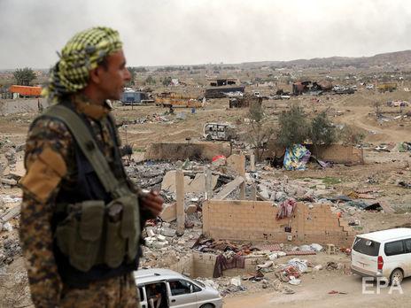 Журналісти внаслідок інциденту в Сирії не постраждали