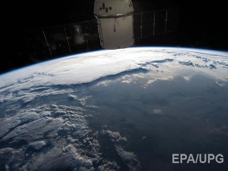 МКС успешно уклонилась от космического мусора