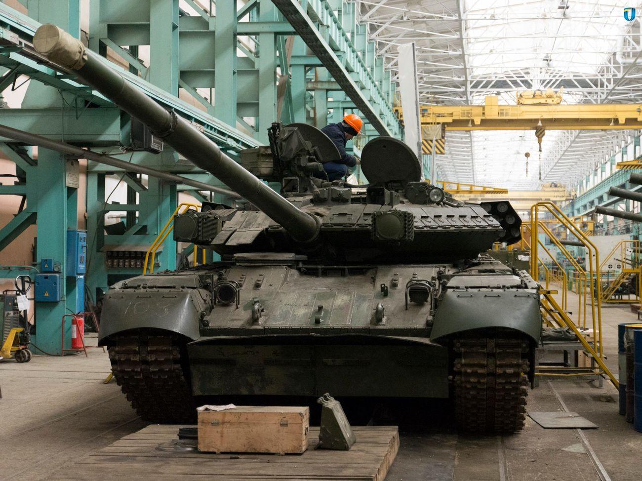 На Украине заявили о выигрыше у России на мировом рынке вооружений