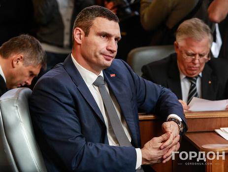 Кличко: Информация об экологической ситуации в Киеве не будет замалчиваться