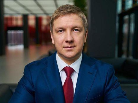 Создание независимого оператора ГТС Украины будут сопровождать специалисты изевропейских компаний— Коболев