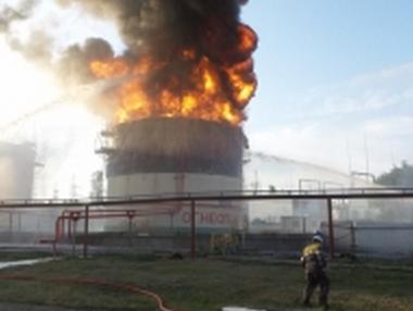 Васильковский бумеранг пожаров на НПЗ перекинулся в Саратов