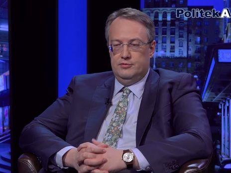 Геращенко Аваков гарантирует что победу получит тот кто набрал больше голосов а не тот кто очень хочет остаться президентом