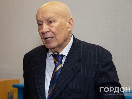 Влащенко: Книга Горбулина состоит фактически из 12 глав