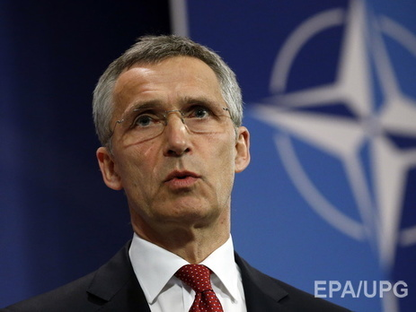 Греция убедила НАТО вприверженности Альянсу— Столтенберг